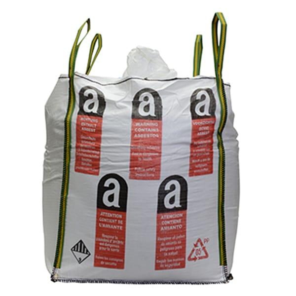 1 x PLATTENBAG BIG BAG BIGBAG Asbest 260x125x45cm